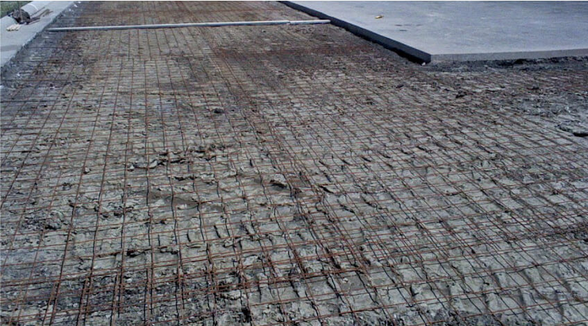 Concrete contractor work Williamsburg VA