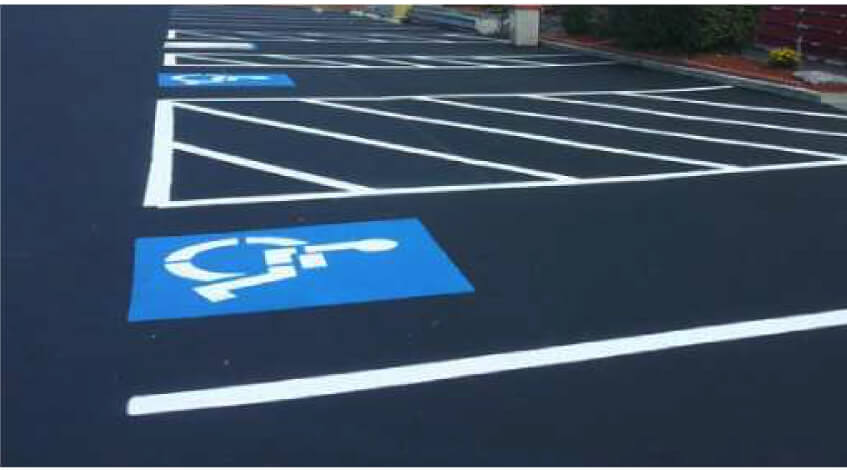 Parking Lot Repair Williamsburg VA 3
